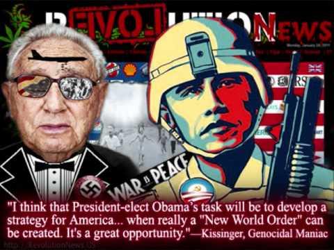 kissinger obama new world order