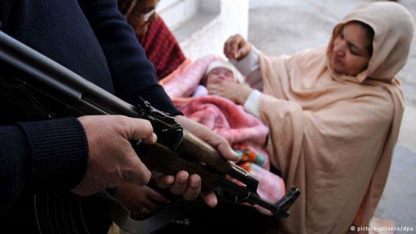 polio pakistan taliban
