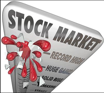 stock market peak signals