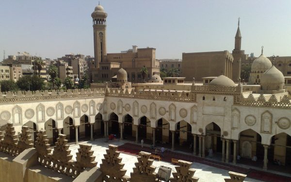 Al-Azhar-University-Old-Cairo-Egypt