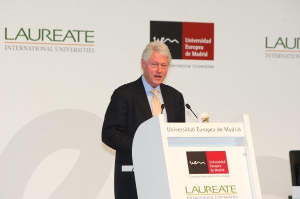 Clinton-laureate intl univ
