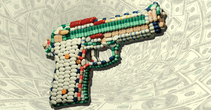 Government Says Big Pharma Kills More People Than All Illegal Drugs Combined