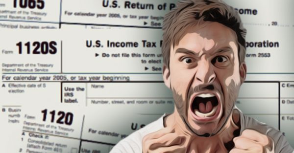 TaxesAngry