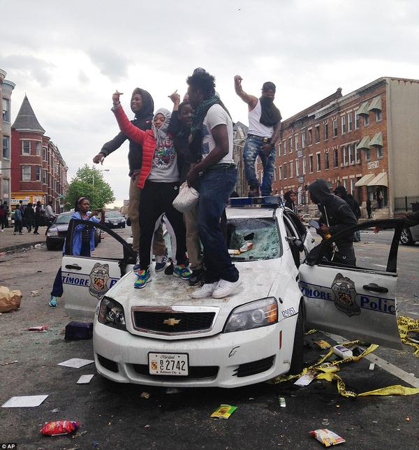 12 Unanswered Questions About The Baltimore Riots That They Don't Want Us To Ask