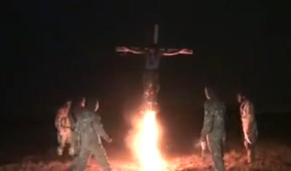 burning-alive-on-cross-ukraine