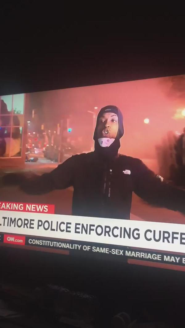 VIDEO: NATIONAL GUARD TROOPS KIDNAP BALTIMORE PROTESTER OFF THE STREET