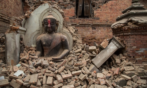 There Will Be Earthquakes: The Crust Of The Earth Violently Roars To Life In Chile And Nepal