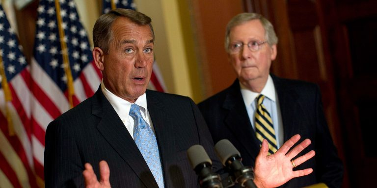 Republicans Offer More Lame Excuses for Not Following the Constitution and Impeaching Barack Hussein Obama