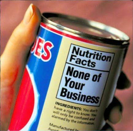 safe and accurate food labeling act