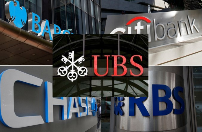 5 Big Banks Plead Guilty to Currency & Interest Rate Manipulation — Fined $5.7 Billion