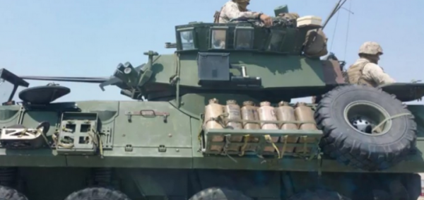 "VIDEO of ""Jade Helm 15″ Style Military Ops on I-95 in South Carolina"