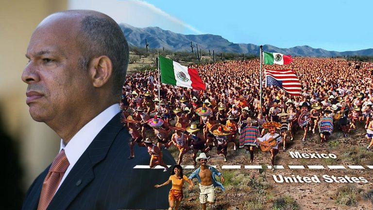 US Has Taken In ¼ of the Population of Mexico