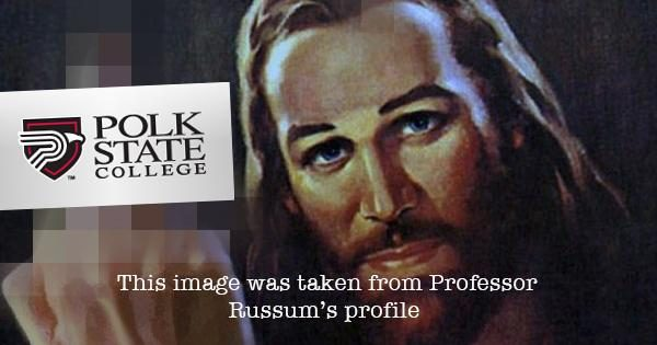 jesus professor russum