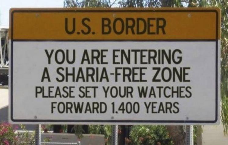 TEXAS Senate Passes Anti-Sharia Bill