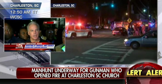CHARLESTON SHOOTING: LIBERALS CALL FOR DISARMING ALL WHITE PEOPLE