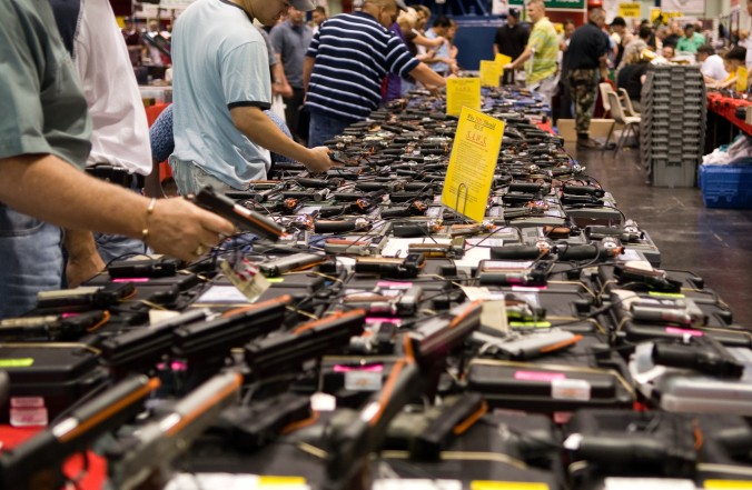 Washington Arms Expo: We Won't Comply With Unconstitutional Background Check Law
