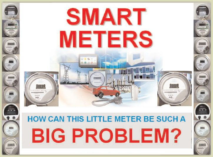 Smart Meters Fire, Living Hell and Bureaucratic Messes