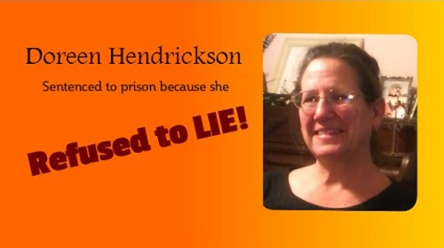 Woman Refuses to Lie to IRS on Federally Prepared Tax Return – Jailed for Contempt