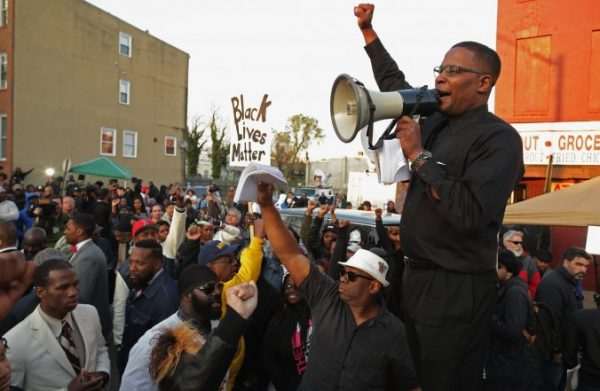 "New Black Panthers' Militant Black Muslim Leader Calls for ""War"" Against Police and Whites"