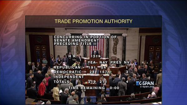 tpa house vote