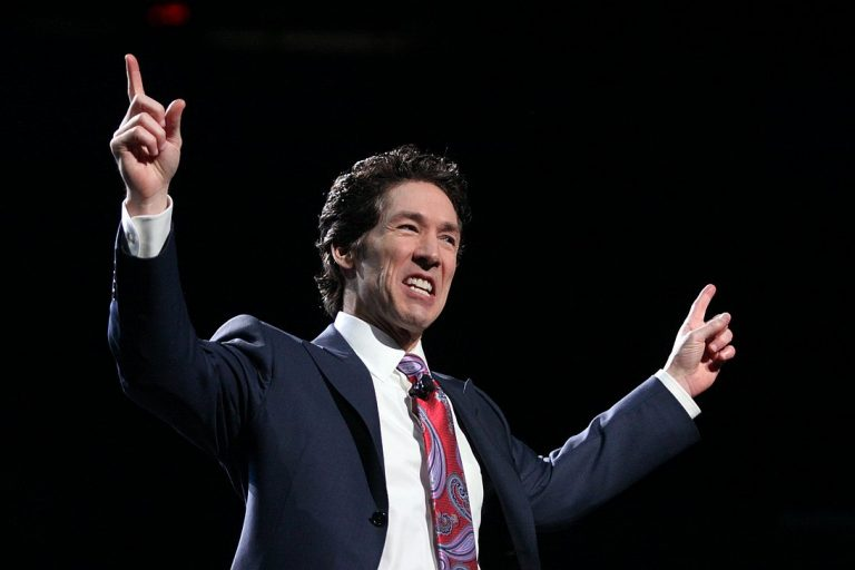 Flashback: Joel Osteen's Facebook Post Proves He Doesn't Know the Bible