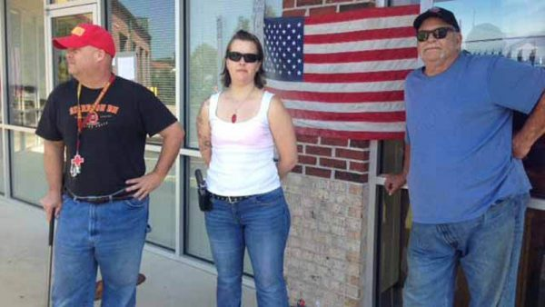 Obama Won't Defend Recruiting Offices – Armed Citizens Will & Do