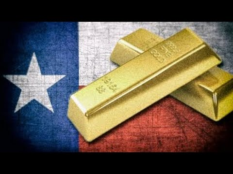 Texas Challenges Federal Reserve – Launches Gold-Backed Bank