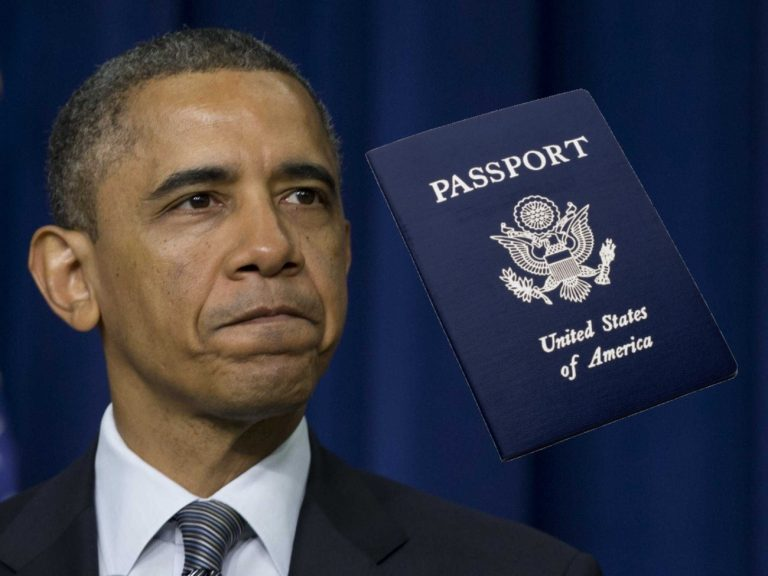 Congress Infringes on Due Process: Votes to Allow Obama to Strip You of Right to Travel Without Trial