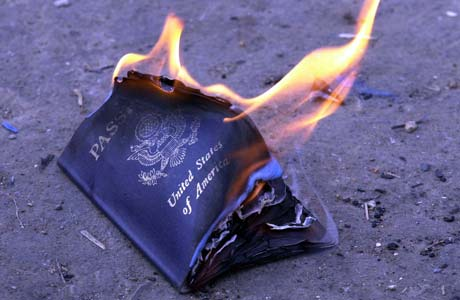 burn passport