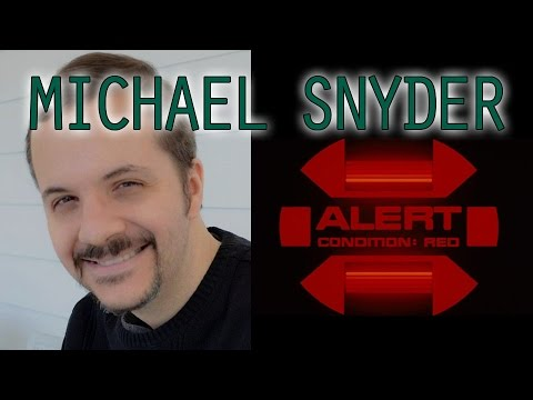 michael snyder red alert