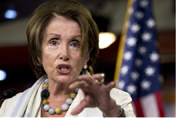 "Nancy Pelosi: Planned Parenthood Body Part Trafficking Is a ""Controversy That Doesn't Exist"""