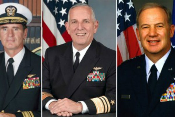 200 US Generals, Admirals and others Just Stepped Up to Obama