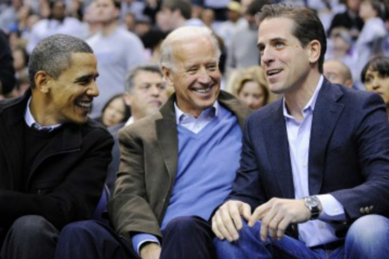 Joe Biden's Son Gets Caught with Ashley Madison Account: Claims America's Enemies Created the Account
