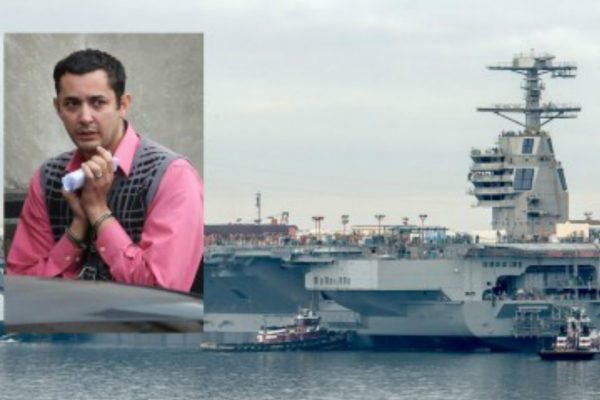 Muslim on US Navy Nuclear Aircraft Carrier Attempted to Sell Secrets