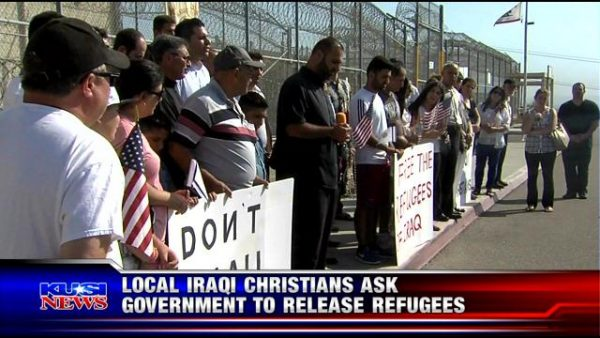 Obama Keeps 27 Iraqi Christian Asylum Seekers in Detention for 6 Months While Flooding U.S. Cities with Unscreened Muslims