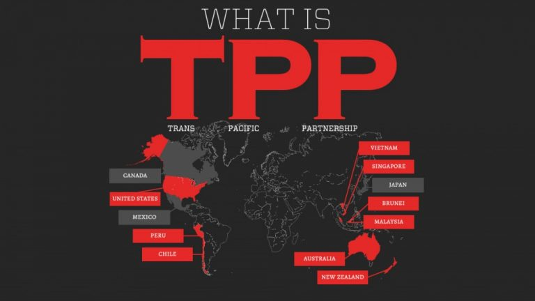 The Dangers Of The Trans-Pacific Partnership And How It Could Affect You