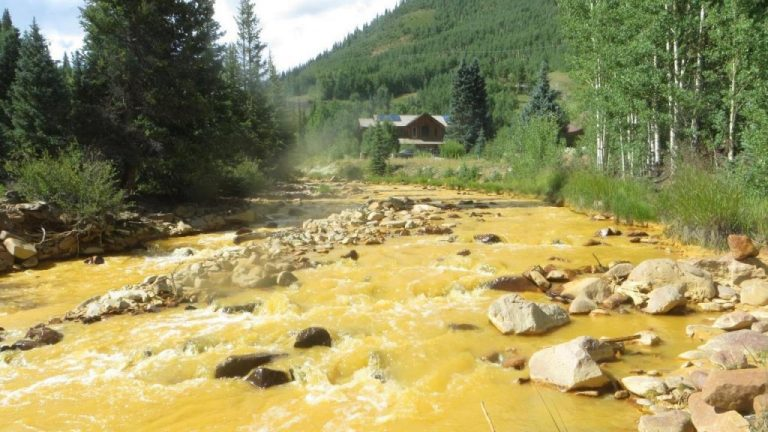 EPA Withholds Toxic Mine Spill Documents From Congress