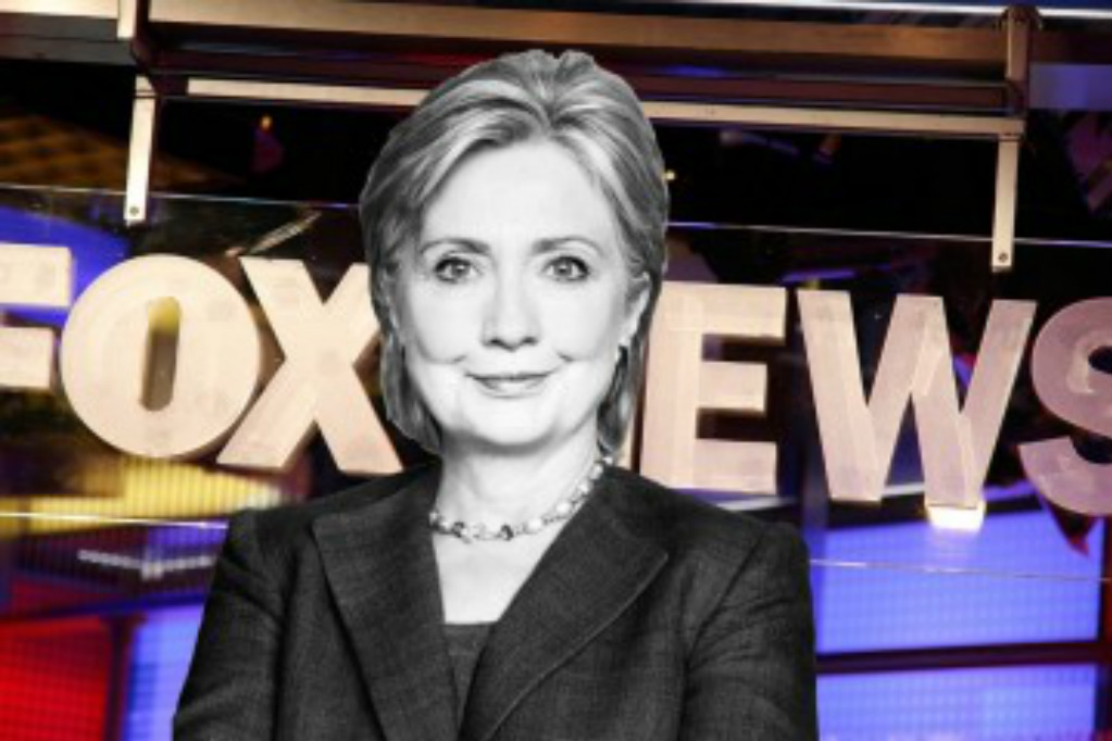 FOX News is One of Top 10 Largest Donors to the Clintons -
