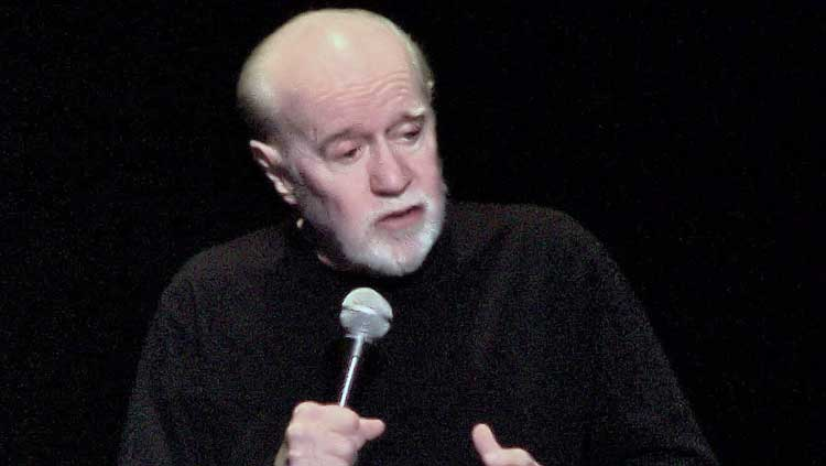 FBI Had 12-Page File On George Carlin Because He Made Jokes About Government