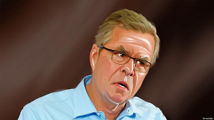 Jeb Bush calls for full-scale NSA surveillance dictatorship in America