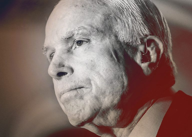 Fusion GPS rats out John McCain on Trump 'Russian dossier'