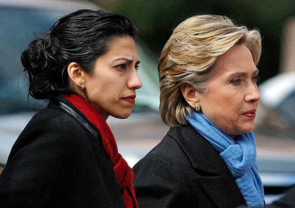 Huma Abedin was working as EDITOR at her mother's jihad journal when it blamed America for 9/11 terror attacks