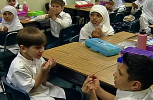 The Islamic Mosqueing of Public Schools in America