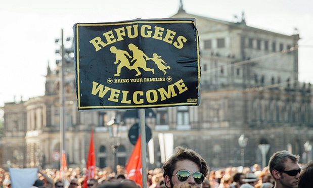 GERMANY Is Evicting Christian Citizens From Their Homes To Make Room For The Explosive Flood Of Muslim Invaders