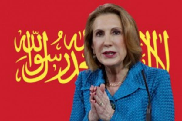 Clueless Carly Fiorina Would Create A NO-FLY Zone To Protect Non-ISIS Terrorist Groups Who Are Slaughtering Christians In Syria