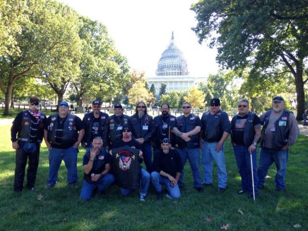 Farrakhan Threatened to Tear Down US Flags at US Capitol - These Patriots Showed Up to make sure it didn't Happen!