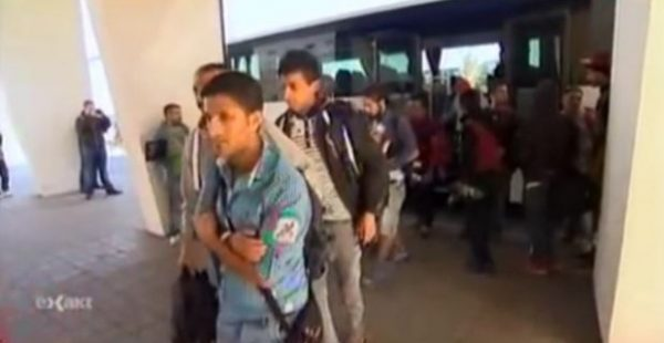 Migrants Stay at 4-Star Hotel While Poor Germans Lose Their Homes