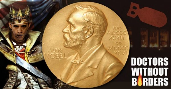 Nobel-peace-Prize-Obama-Doctors-Without-Borders-AntiMedia