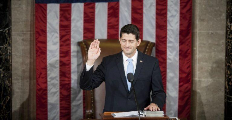 Paul Ryan Speaker Victory Exposes Traitors in Our Midst