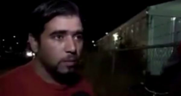 VIDEO Migrant Complains About Lack of Sex in Refugee Camp